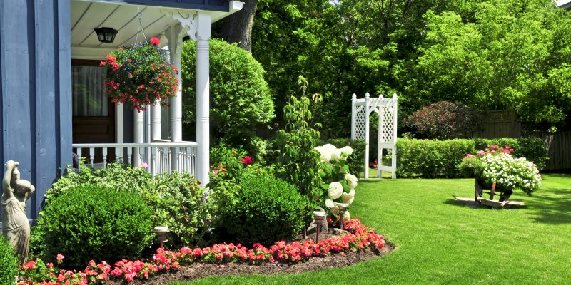 what to consider when designing private gardens